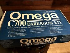 Omega Photography Enlarger System C-700 in Working Condition With Bulb