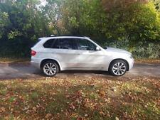 2010 10 BMW X5 3.0 30D M SPORT X DRIVE AUTO SILVER 66K