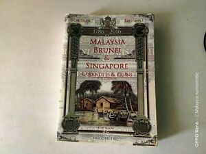 Malaysia Brunei & Singapore Banknote& Coin 8th Edition book by KN Boon