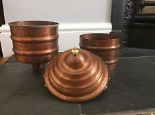 More details for antique copper jelly mold mould?