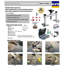 GYS Colle Extracteur sans peinture dents réparation Idéal complément pour Bosse