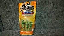 Skylanders SuperChargers - High Volt - Rare Chase Variant Green Copper Patina