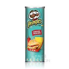 Cheese Burger Pringles Potato Chips 110g(3.88oz) 1ea Korea edition Flavor