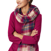 Joules 207393 Chunky Scarf Knitted in FRENCH NAVY in One Size