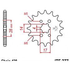 Pignon acier 13 dents jt chaîne 428 honda trx90x Jt sprockets JTF277.13