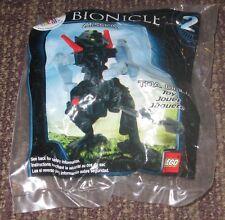 2008 LEGO Bionicle McDonalds Happy Meal Toy - Toa Onua #2