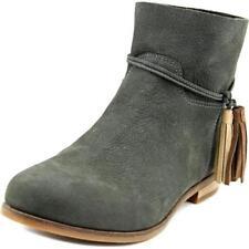 Botas de mujer de tacón bajo (menos de 2,5 cm) de ante talla 41