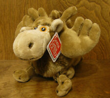 "Gund Plush #12029 Moozle Moose, 7"" high, mint w tag New from our Retail Store"