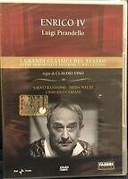 Enrico IV - I grandi classici del teatro - Luigi Pirandello - DVD DL004585