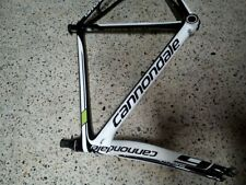 Cannondale SuperSix EVO Frame set size 52 full carbón, white,black,green