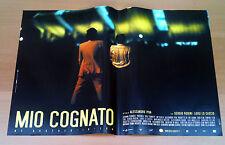 MIO COGNATO fotobusta poster Sergio Rubini Luigi Lo Cascio Arcieri Piva BP26