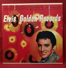 ELVIS GOLDEN RECORDS 50th Anniversary Mono Reissue Vinyl LP Album RCA AFM1-5196