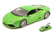 Lamborghini Huracan 2014 Green 1:24 Maisto MI31509GR