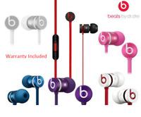 Genuine Beats by Dr Dre URBEATS -second generation In Ear Headphones Earphones