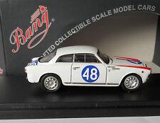Alfa Romeo Giulietta Sprint Targa Florio 1960 #48 Bang 1/43 Diecast 7345