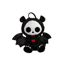 Plush Backpack - Skelanimals - Diego the Bat New Toys Soft Doll skelbp-001