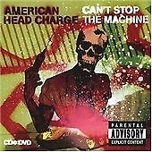 AMERICAN HEAD CHARGE Can't stop the machine  CD ALBUM  NEW & STILL SEALED
