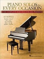 Piano Solos for Every Occasion : The Complete Resource for All Pianists, Pape...