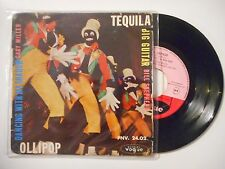BILL SHEPERD / GARY MILLER : TEQUILA / BIG GUITAR / LOLLIPOP ♦ 45 TOURS EP ♦