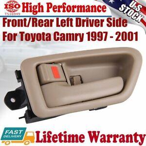 Inside Door Handle Left Driver Side For Toyota Camry 1997 1998 1999 2000 2001