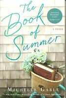 The Book of Summer by Michelle Gable Advance Reader's Copy Softcover Book - New