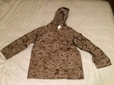 NWT NWU Type II Navy Seal AOR1 desert marpat GORETEX  jacket S/R