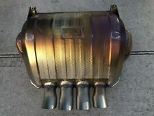 Lamborghini Aventador Factory Exhaust Muffler Exhaust OEM - Great Condition !!