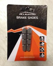 Bike Brake Shoes Carbon Alligator Pattini Freno Bici Carbonio per Shimano