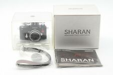 Unused Sharan MegaHouse Nikon F Black Model Miniature Camera JAPAN #471