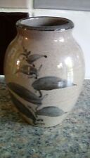 FALMOUTH .CORNISH  POTTERY EARTHENWARE VASE