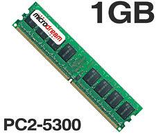 1GB (1024MB) DDR2 PC2-5300 667MHz DIMM 240Pin NON-ECC Desktop PC Memory