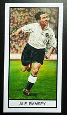 TOTTENHAM HOTSPUR - ALF RAMSEY - Memory Lane UK football trade card