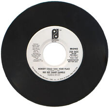 """DEE DEE SHARP GAMBLE  """"NOBODY COULD TAKE YOUR PLACE"""" 70's SOUL   DEMO  LISTEN!"""