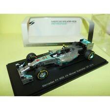 MERCEDES F1 W05 N°6 GP D'AUSTRALIE 2014 N. ROSBERG SPARK S3087 1:43