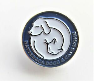 BATTERSEA DOGS & CATS HOME LAPEL BADGE