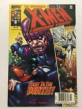 X-MEN THE HIDDEN YEARS #11 October 2000 VOL 1 Marvel Beast Cyclops  Near Mint NM