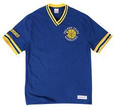 "Golden State Warriors Mitchell & Ness NBA ""Win"" Vintage Premium T-Shirt - XXL"