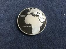 John Pinches 1976 Day of the Concorde Hallmarked Silver Commemorative Coin