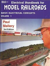 ELECTRICAL HANDBOOK for Model Railroads,  Vol. 1: Basic Electrical Concepts, NEW