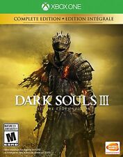 BANDAI NAMCO Dark Souls III - The Fire Fades Edition (22091)