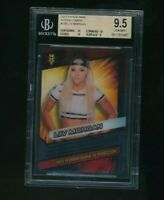 2017 Panini WWE Action Cards Liv Morgan BGS 9.5
