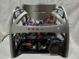 ANTEC Skeleton Open-Air Gaming Desktop ATX PC Case / Test Bench w/250mm LED Fan