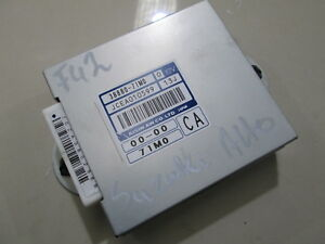 Genuine 2013 SUZUKI ALTO GL1.0L K10BN AUTO 09-15 Transmission Gearbox ECU module