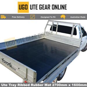 Ute Tray Liner Rubber Mat Non Slip Mat 2.7M x 1.6m