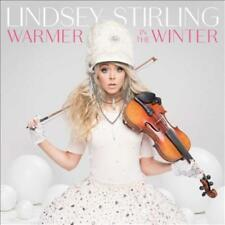 LINDSEY STIRLING - WARMER IN THE WINTER NEW CD