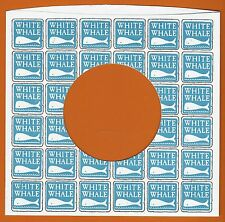 WHITE WHALE - REPRODUCTION RECORD COMPANY SLEEVES - (pack of 10)