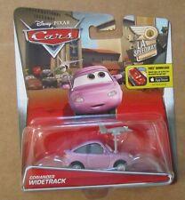 Disney Pixar Cars 2 CORIANDER WIDETRACK ~ LA Speedway ~ NIP
