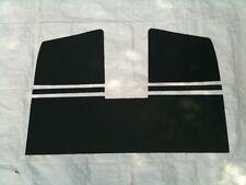 "VW Bus single cab to '67 HD .090"" ABS Plastic head liner panels Samba split T2"