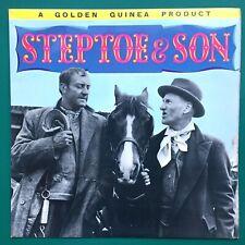 STEPTOE & SON TV Soundtrack Comedy LP Ron Grainer Wilfrid Brambell Harry Corbett