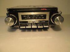 GM DELCO RADIO STEREO AM/FM OEM FIREBIRD CAMARO C10 K5 442 HURST CORVETTE